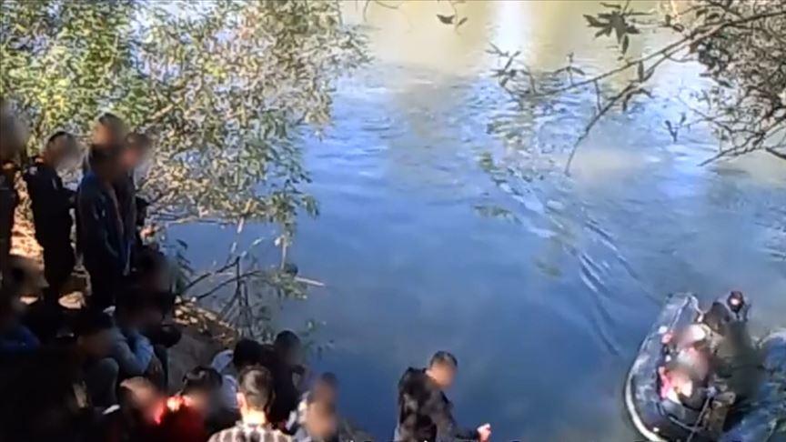 Yunanistan'ın göçmen tavrı
