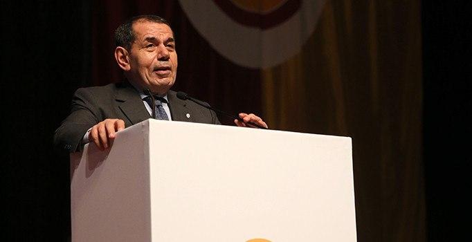 Galatasaray'da Dursun Özbek yönetimi ibra edildi