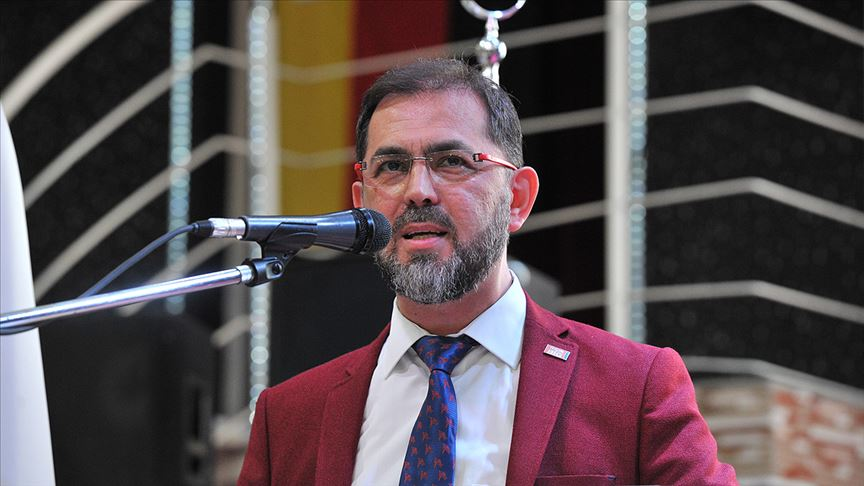 Almanya'da Türk parti liderine tehdit