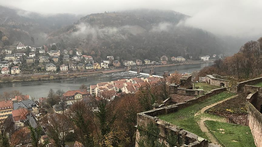 Masal kenti: Heidelberg