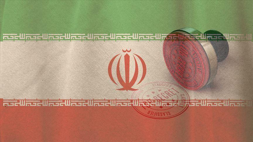 İran istihbarat belgeleri