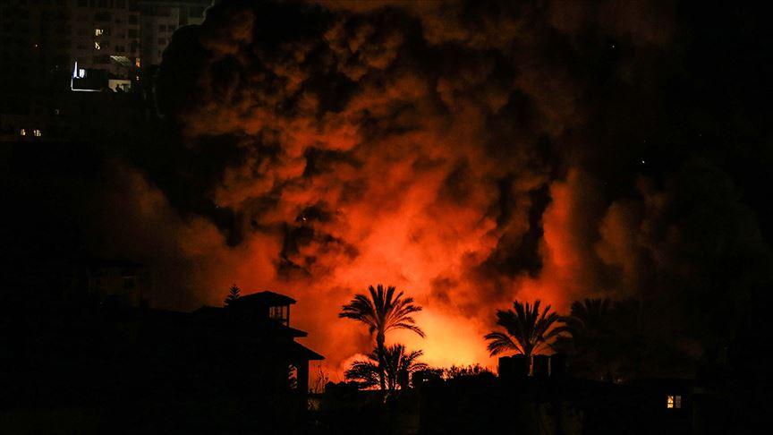 İsrail ateşkese rağmen Gazze'yi vuruyor