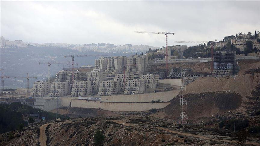 Almanya: İsrail Filistin topraklarında