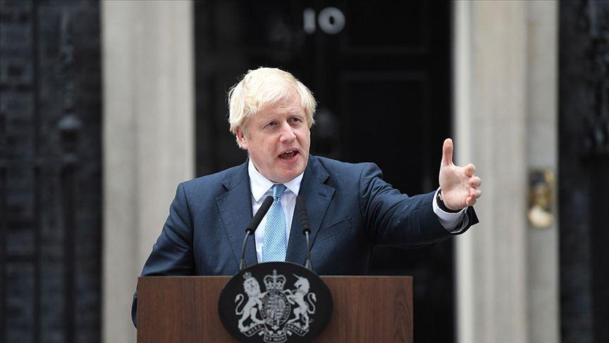 Johnson 'Brexit'i ertelemeyecek