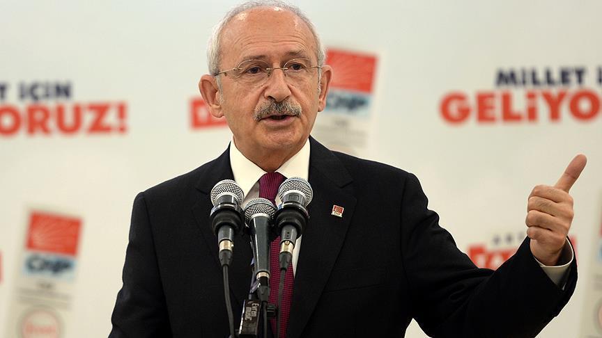 Kılıçdaroğlu: vicdanınıza dokunun