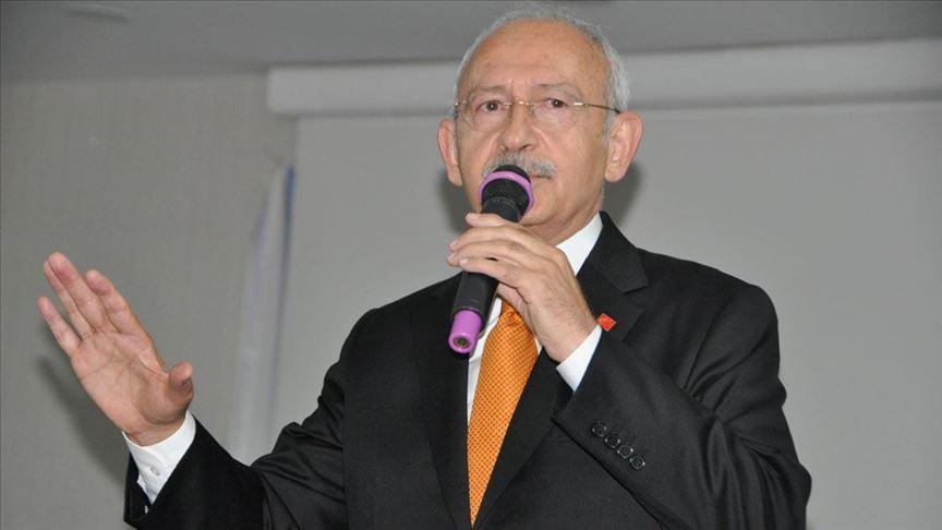 Kılıçdaroğlu: Bir devlet üretmeli
