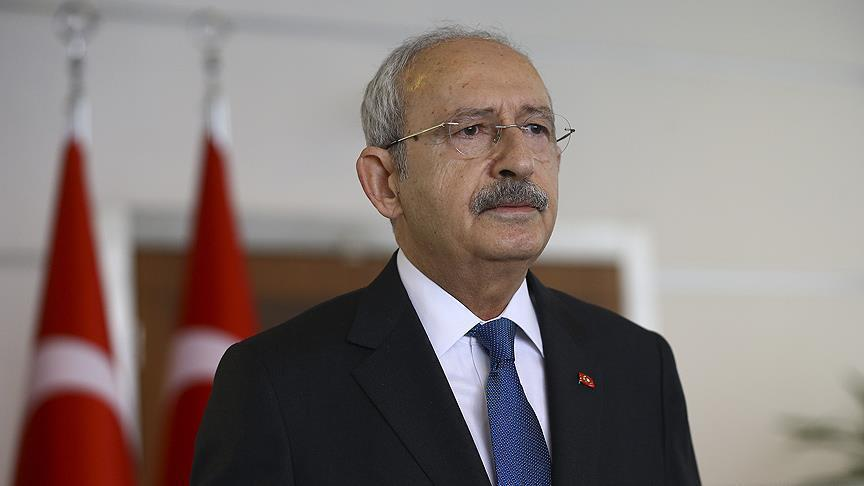 Kılıçdaroğlu, Almanya'ya gidecek