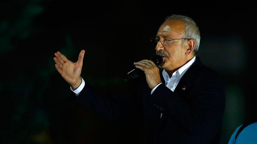 Kılıçdaroğlu: Türkiye gündemine dönsün