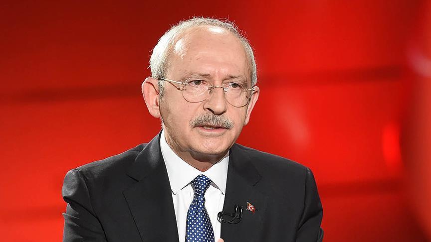 Kılıçdaroğlu Alman gazetesine köşe
