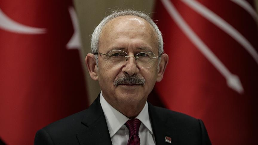 Kılıçdaroğlu'ndan yeni yıl mesajı