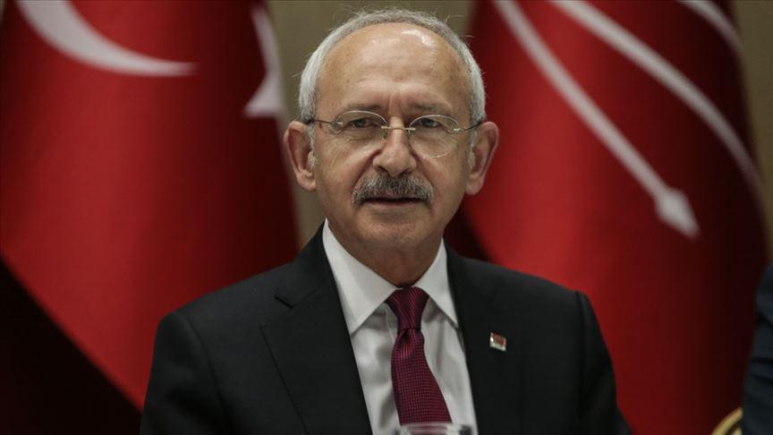 Kılıçdaroğlu: Teröre karşı ortak duruş