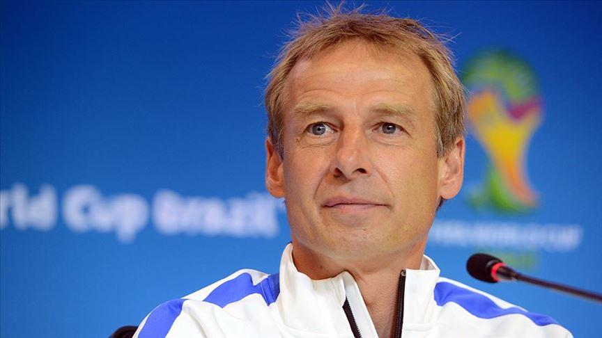 Hertha Berlin direktörü Klinsmann