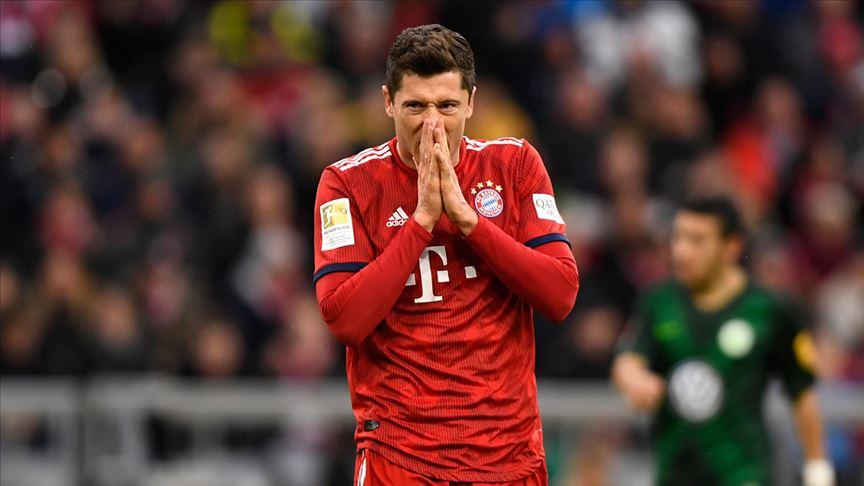 Lewandowski Bundesliga tarihinde