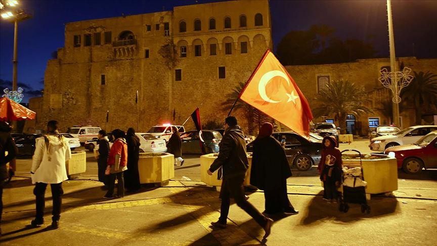Türkiye-Libya ilişkilerini