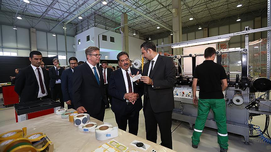 Alman şirketinden 'Made in Türkiye' ihracı
