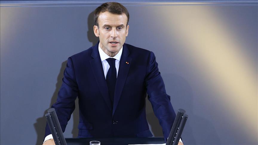Macron: Avrupa daha güçlü olmalı