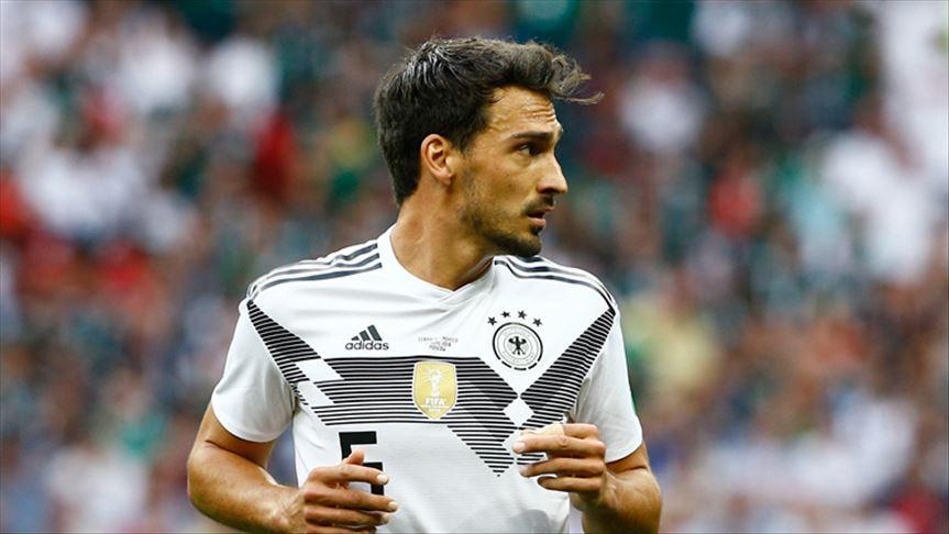 Mats Hummels Borussia Dortmund yolunda