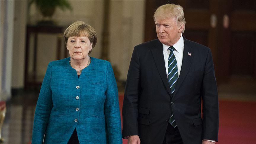 Almanya-ABD güvenliği çatırdıyor