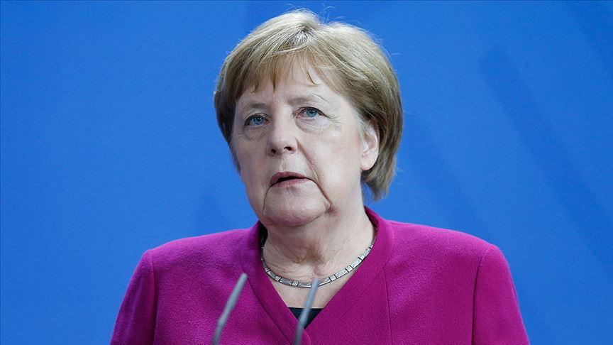Merkel AB'de görev almayacak