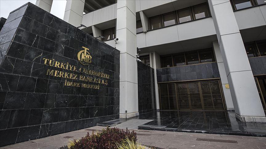 Merkez Bankası rezervleri yükselişte