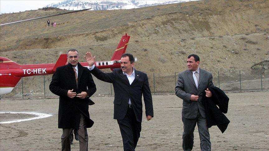 Vatan sevdalısı: Muhsin Yazıcıoğlu