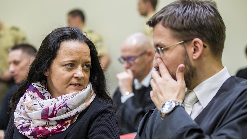 Almanya NSU'sunda Adaletin çıplak yüzü