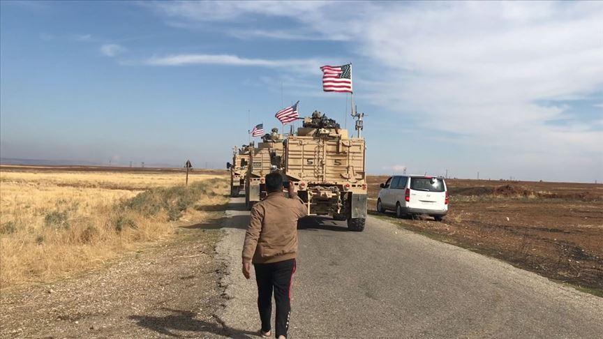 ABD'den YPG/PKK'yla petrol için ortak devriye