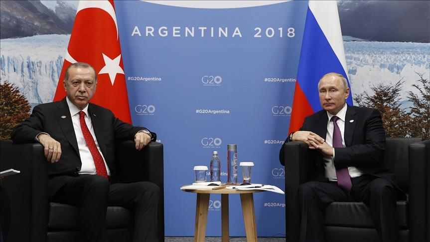 Putin'den Türkiye ile iş birliği