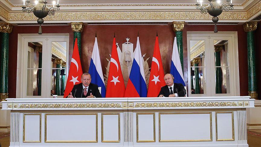 Erdoğan: Terörü Suriye'den sökmekte kararlıyız