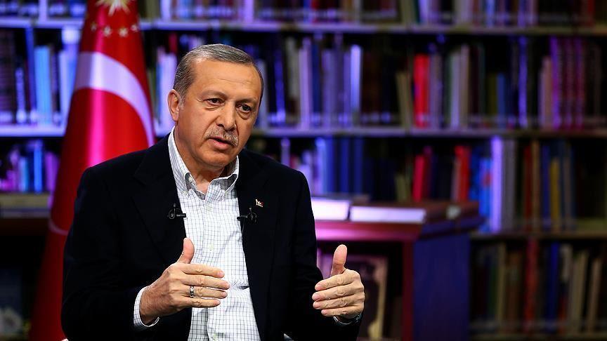 Erdoğan: Libya'da barış