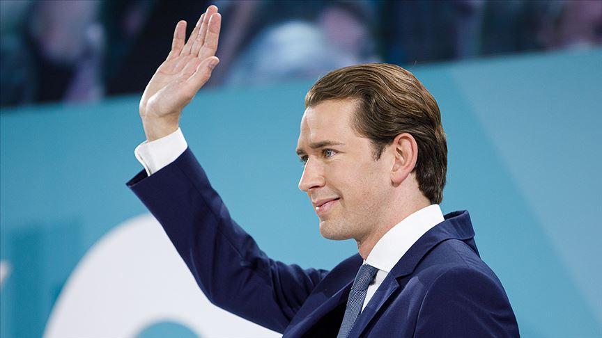 Avusturya'da Kurz yine kazandı