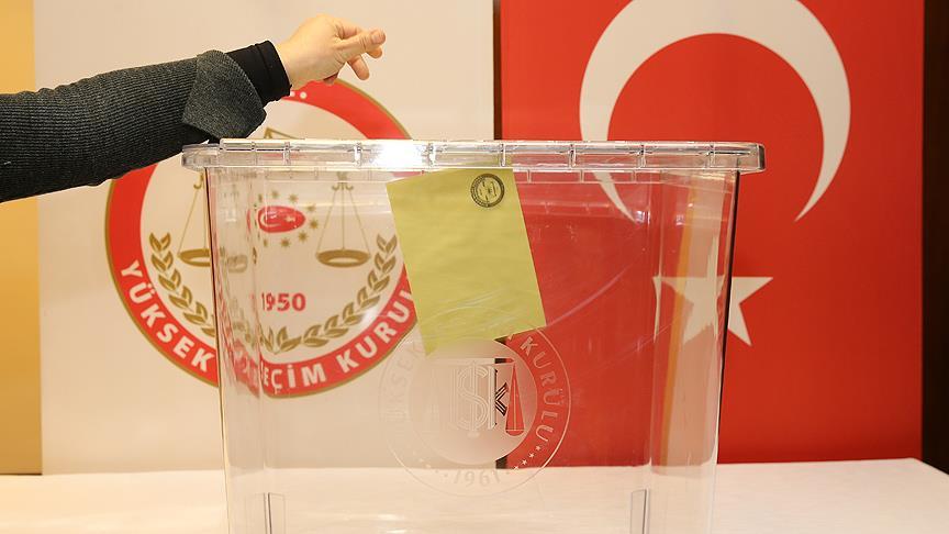 Seçim süreciye dair sorular