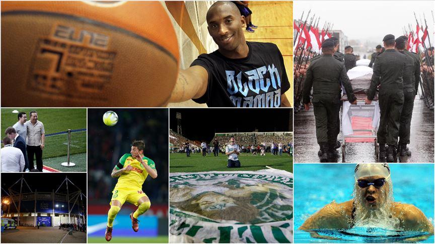 Spor dünyasında ölümler