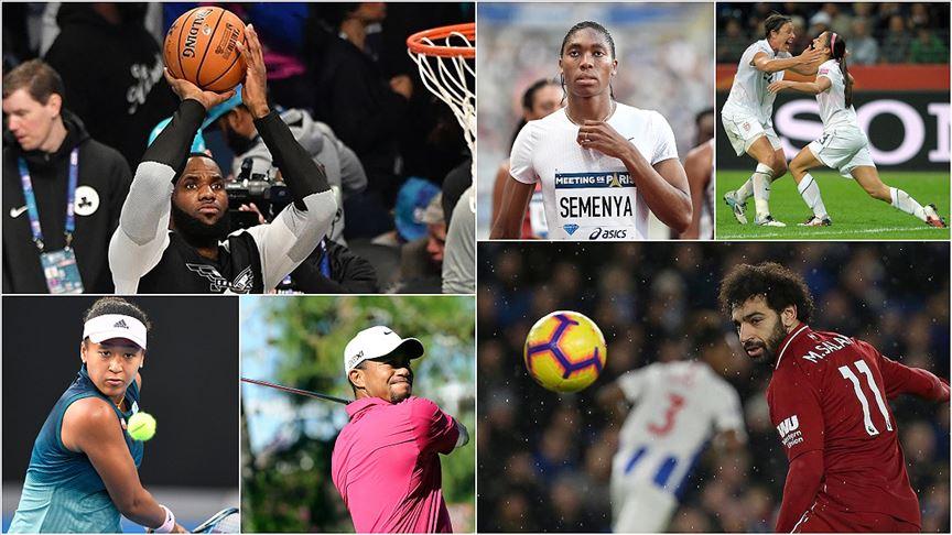Etkin 100 kişi arasında 6 sporcu