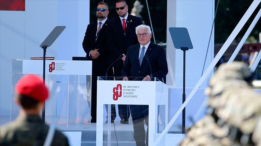 Steinmeier: Almanya için af diliyorum