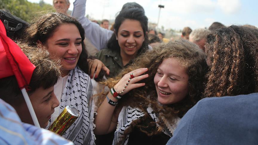 Filistinli Temimi serbest