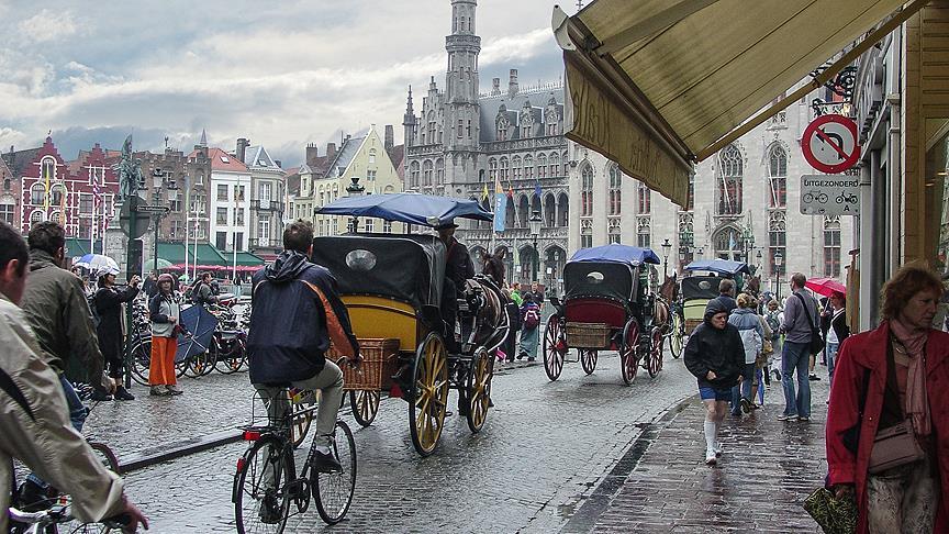Belçika 'gün yüzü' görmedi