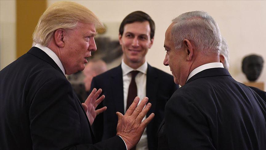Trump yönetimi ve İsrail