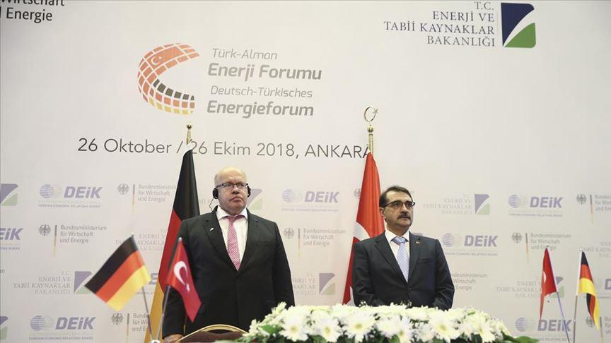 Almanya ile Türkiye 'enerjide' buluşuyor