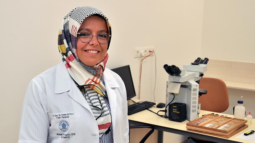 Türk patolog dünyada en etkin 100 isim arasında