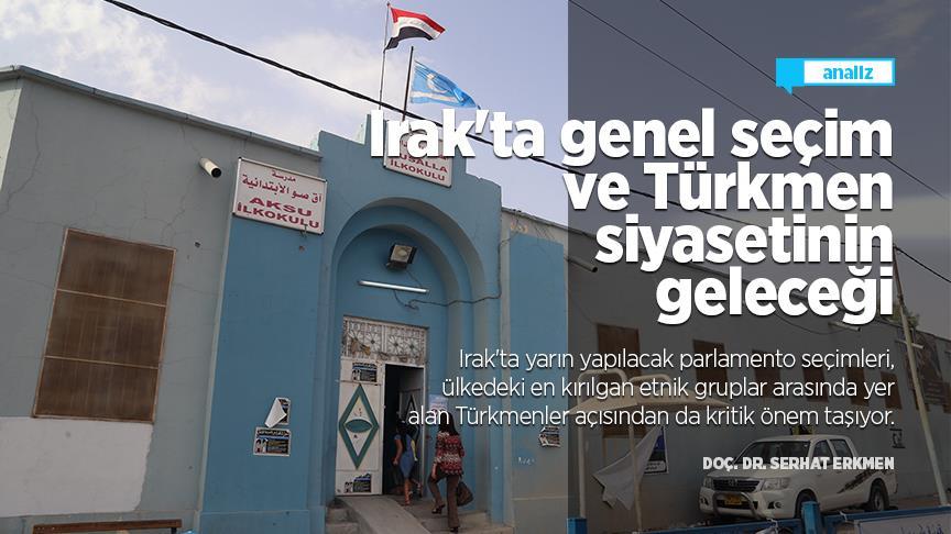 Irak'ta Türkmen siyaseti