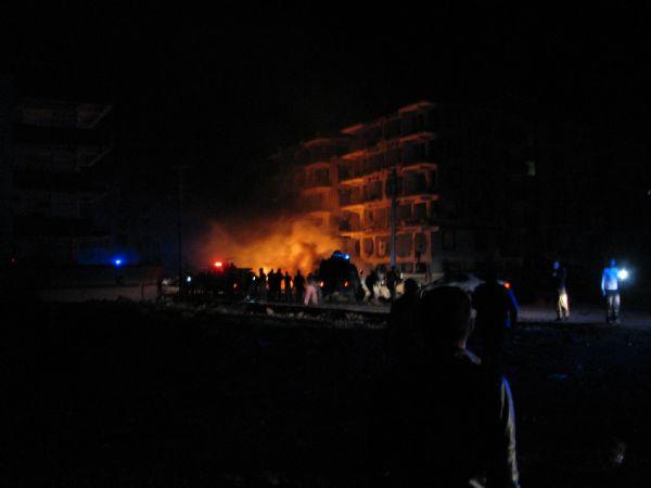 Şanlıurfa'da patlama!.. Ölü ve yaralılar var