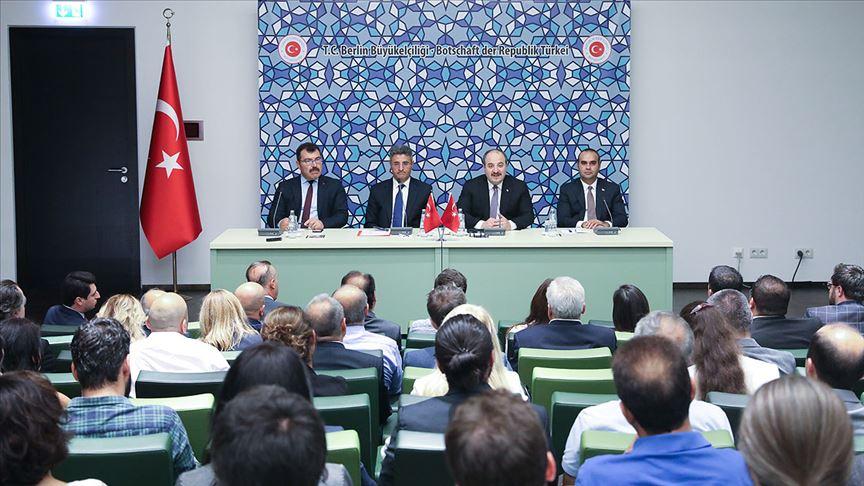 Varank: Türkiye'de Ar-Ge altyapısı olacak