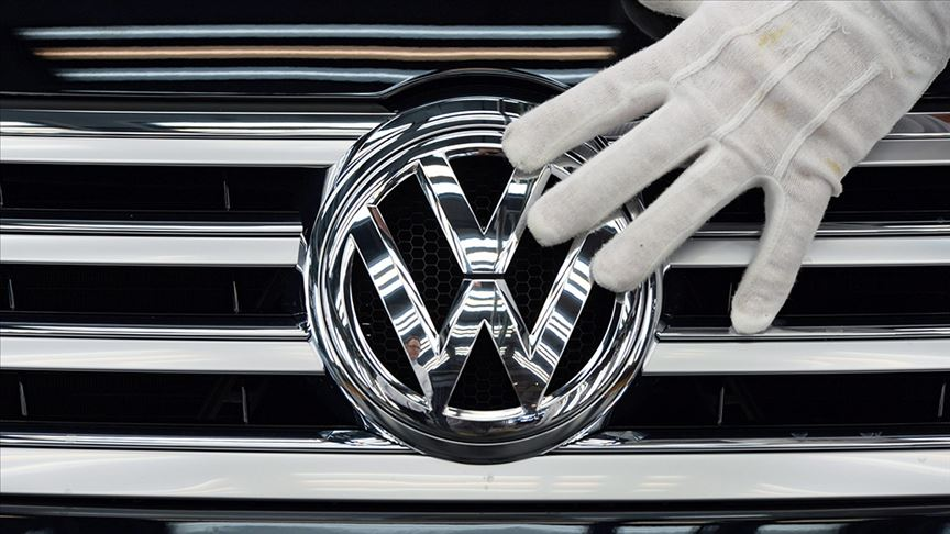 Almanya merkezli Volkswagen Manisa'da