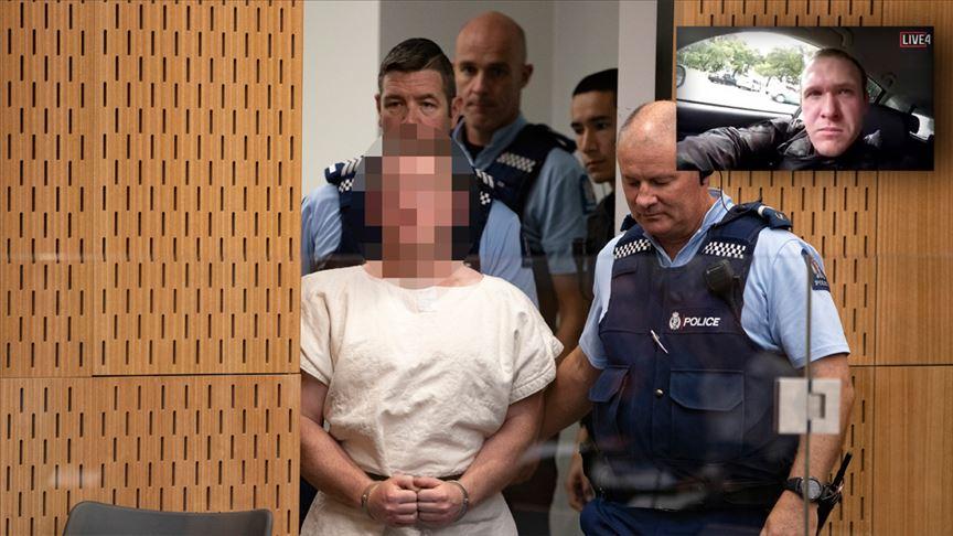 Camilere terör saldırı zanlısı mahkemede