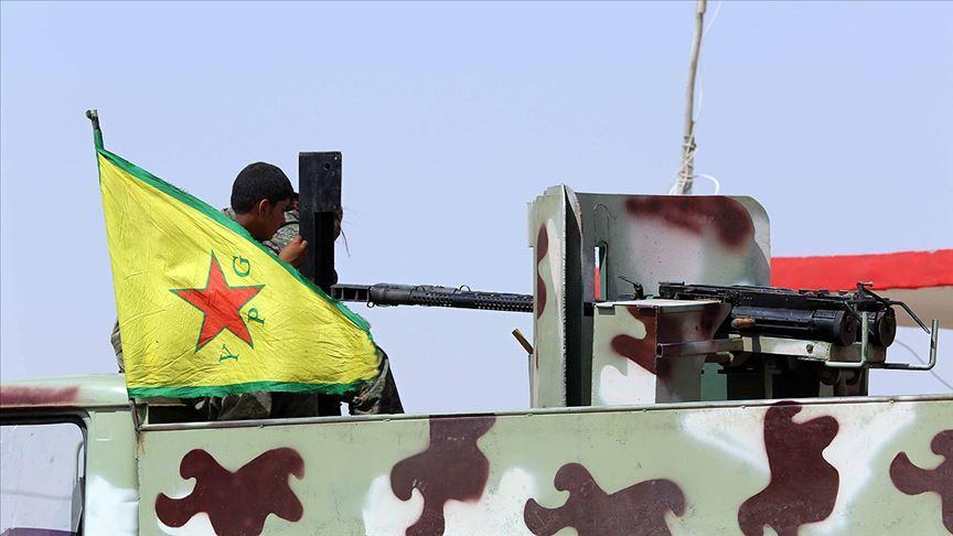 İsrail YPG/PKK'nin sahibi