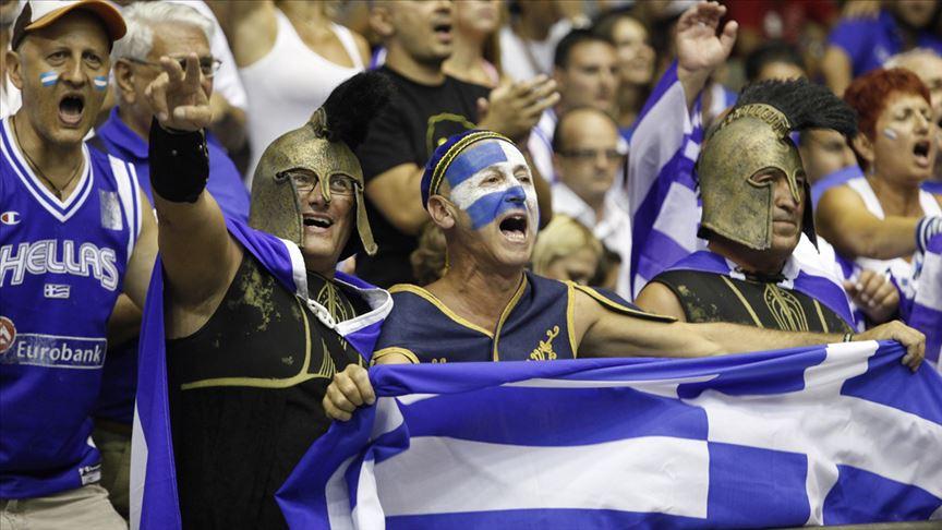 Dünya Kupası'nda: Yunanistan- Karadag