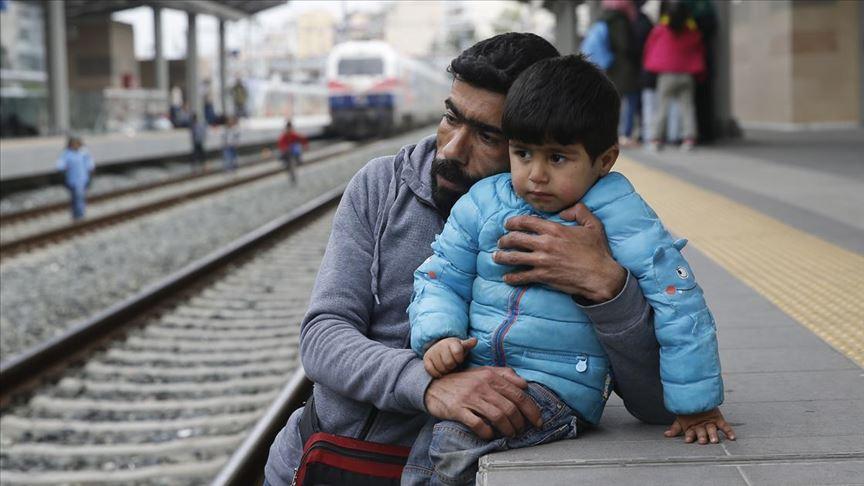 Yunanistan'da kimsesiz çocuk sığınmacı yaklaşık 5 bin