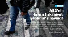 ABD'nin finans sınavı