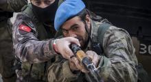 Afrin polisi özel timi